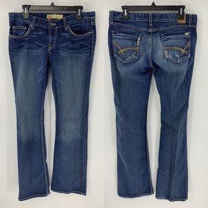 BKE Denim Bootcut Jeans Stella 31 x 35.5